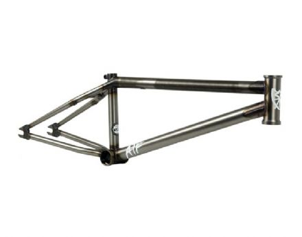 "S&M ATF 22"" Wheel Frame 22.125"" TT Primer Clear"
